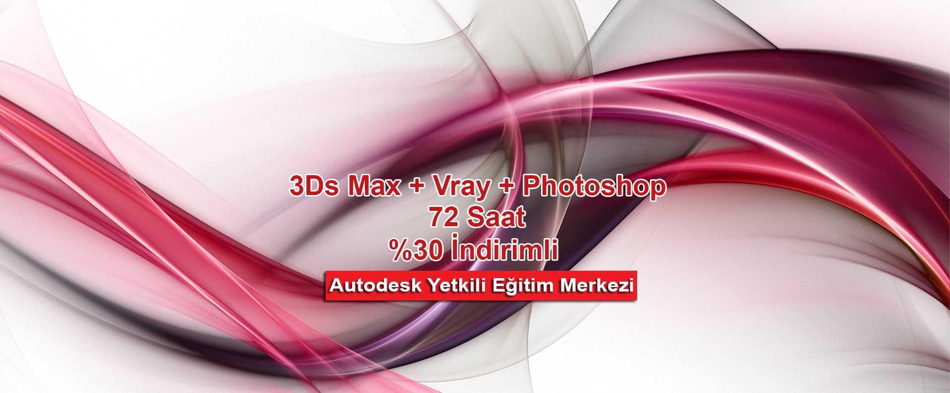 Autodesk 3d Max Kursu