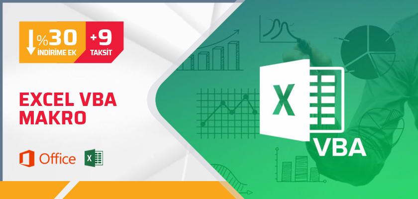 Excel VBA Makro Kursu