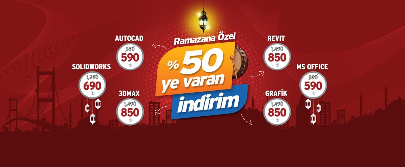 Ramazan indirim 2019